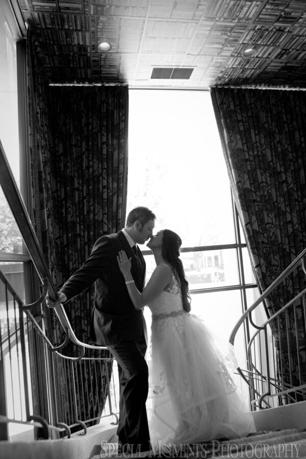 Graduate Hotel Ann Arbor MI wedding photograph