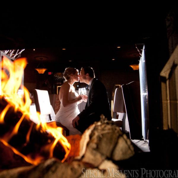 Elizabeth & Jairus' Café Cortina Wedding Farmington Hills