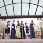 Sheraton Detroit Novi Hotel wedding photography