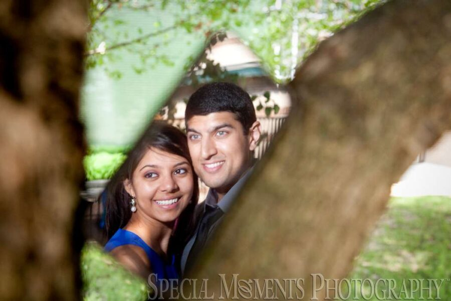 Greenfield Village Dearborn Engagement Photo
