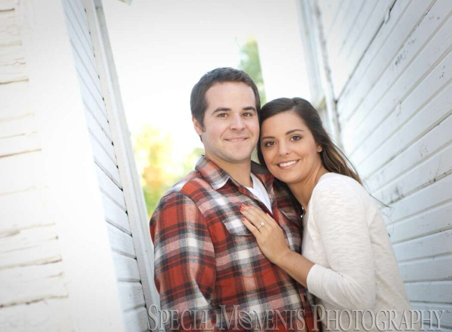 Novi Engagement wedding photograph
