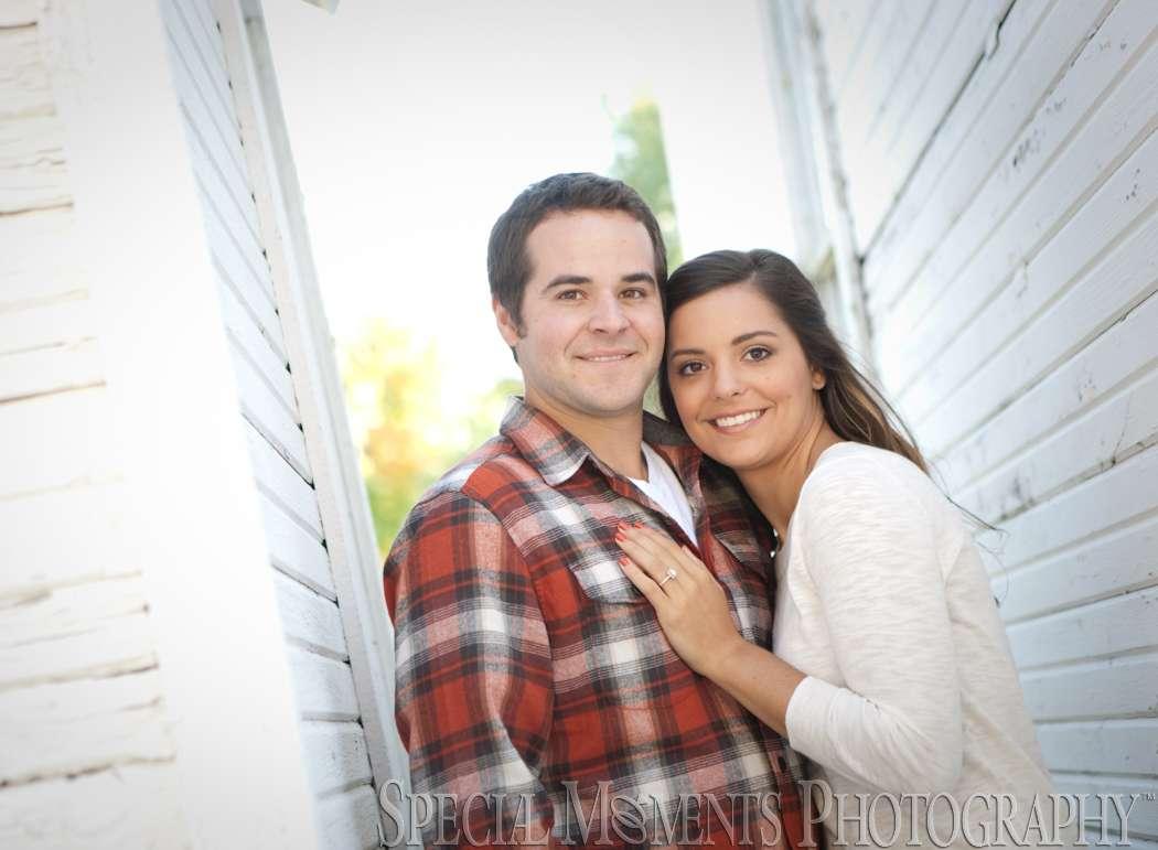 Novi Engagement wedding photograph