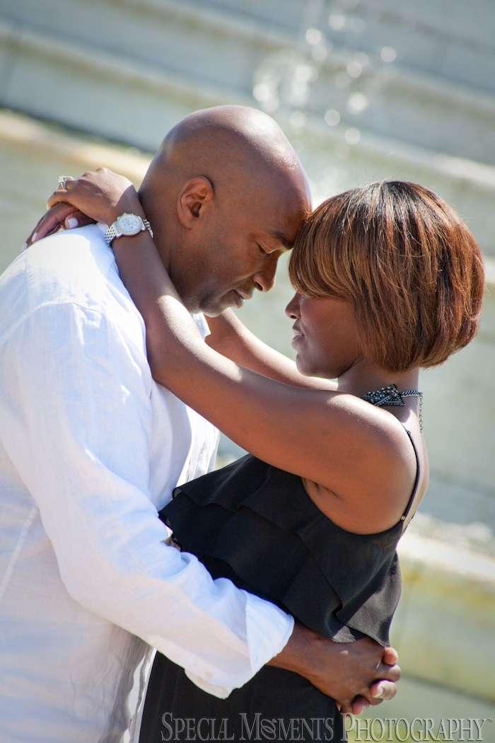 Belle Isle Park Detroit MI wedding photograph