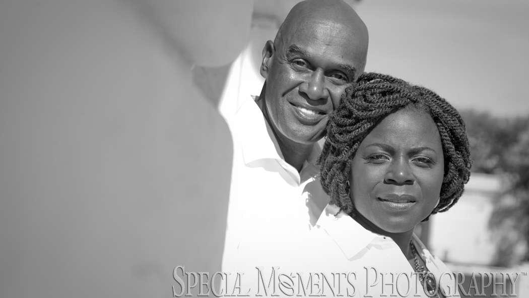 Downtown Detroit MI wedding photograph