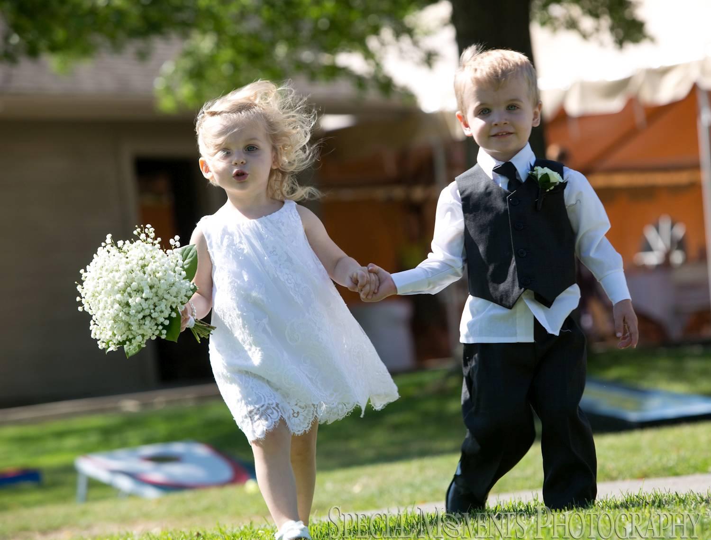 Railside Golf Club Byron Center MI wedding photograph