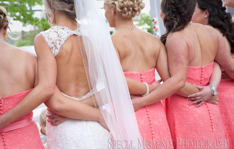 Fox Hills Country Club Plymouth MI wedding photograph