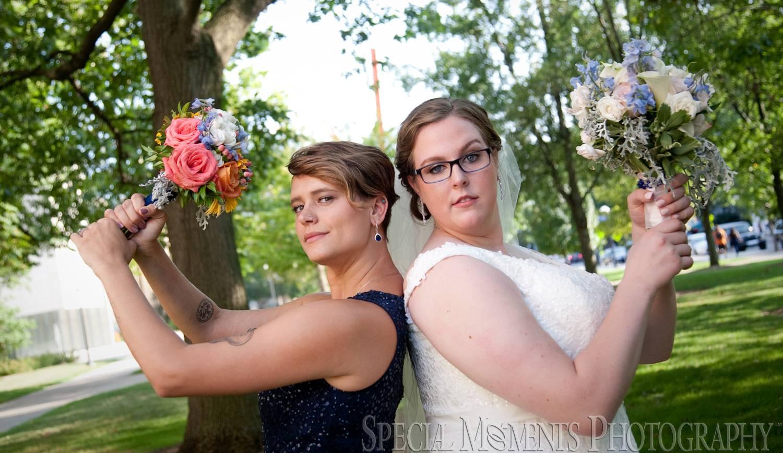 Kensington Court Ann Arbor MI wedding photograph