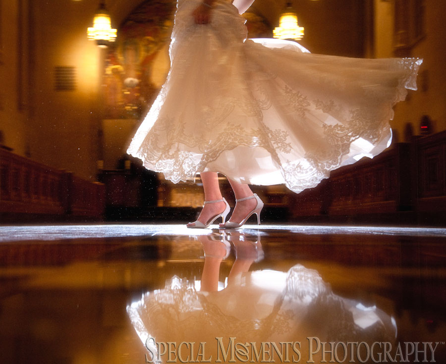 Inn At St. John Atrium Wedding Plymouth MI wedding photograph