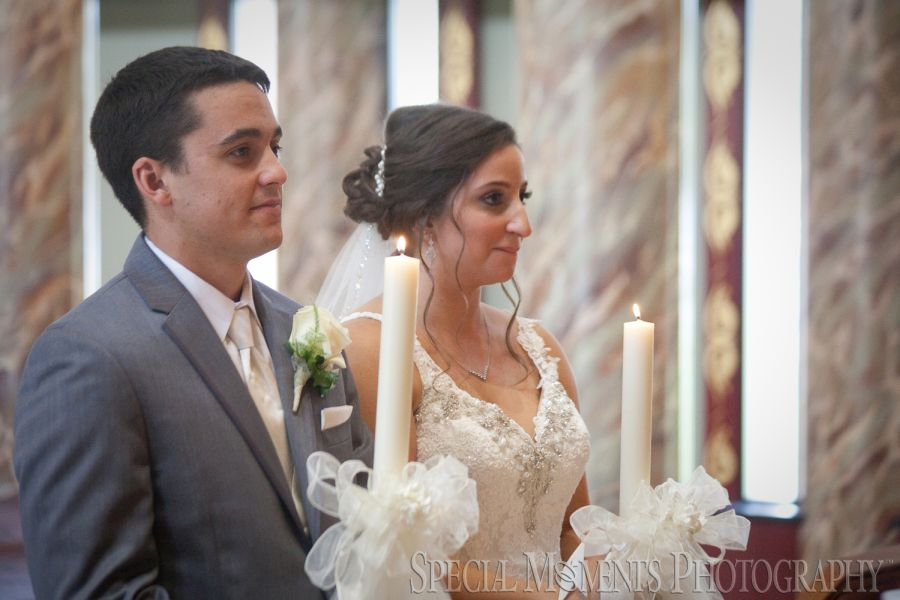 St. John Greek Orthodox Sterling Hts. MI wedding photograph