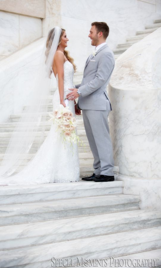 Greektown Detroit MI wedding photograph