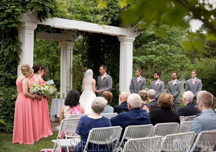 Wellers Saline MI wedding photograph