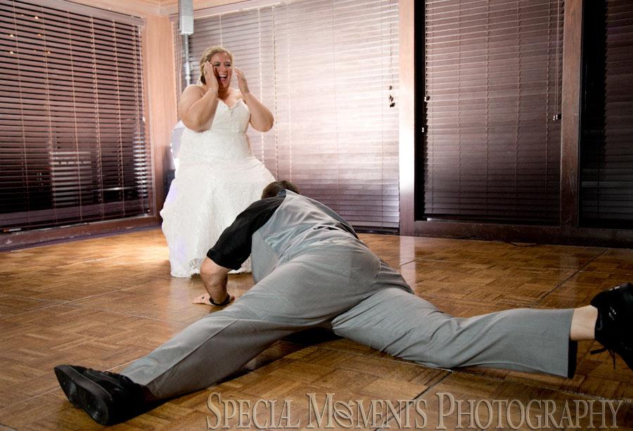 Weber's Inn Ann Arbor MI wedding photograph