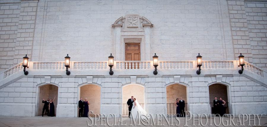 Detroit Athletic Club - Detroit wedding photograph