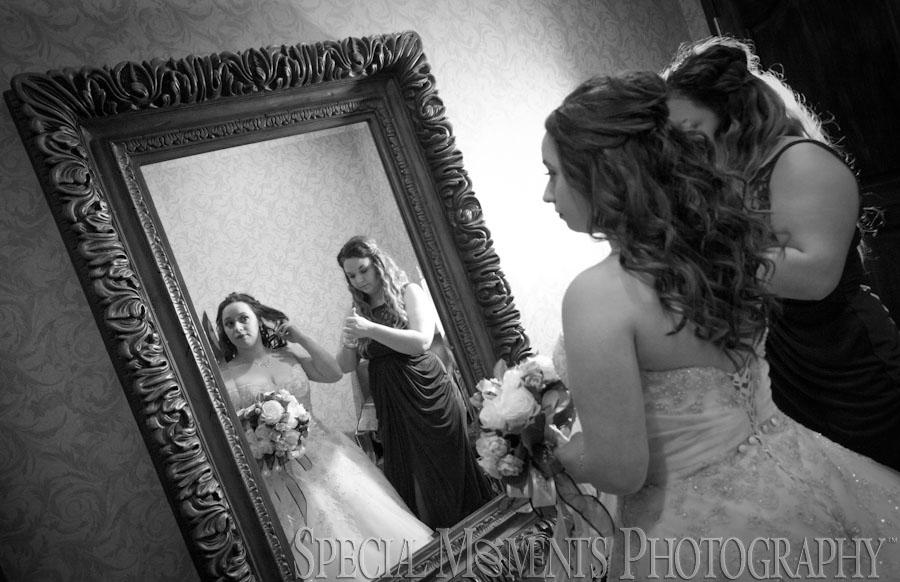 Detroit Athletic Club wedding photograph