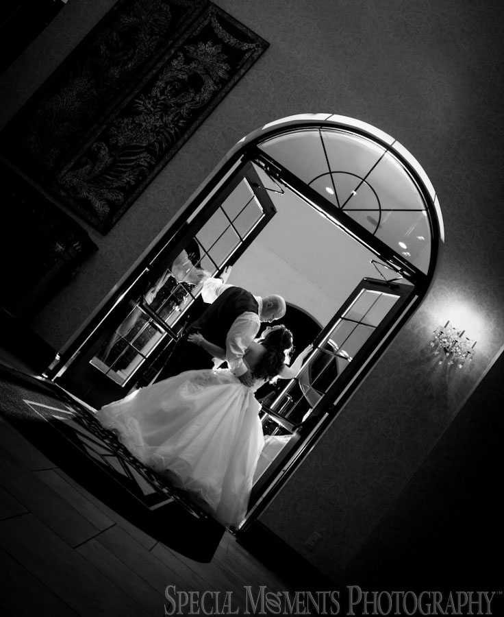 Detroit Yacht Club wedding photograph