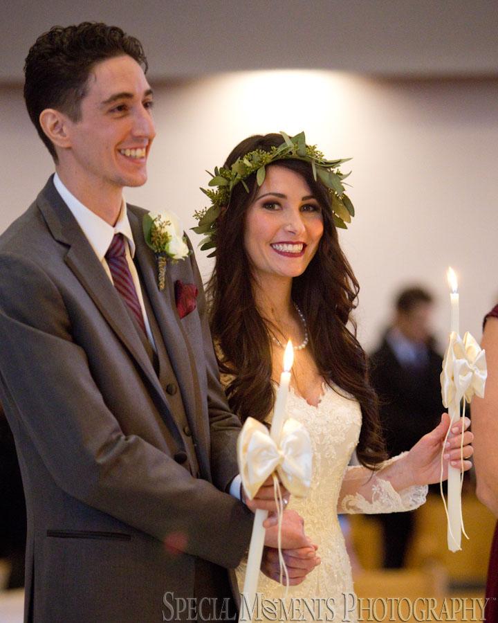 Holy Cross Greek Orthodox Farmington Hills MI wedding photograph