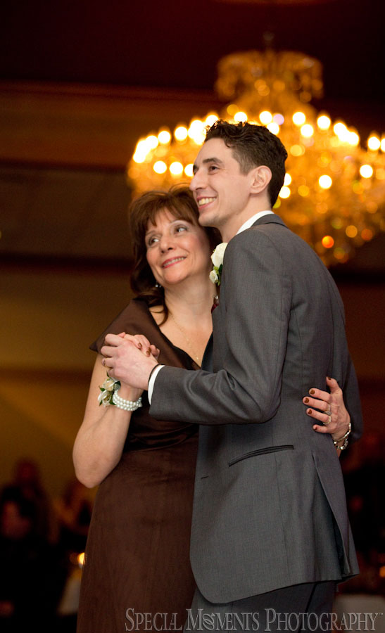 St. Mary Cultural Center Livonia MI wedding photograph