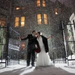 The Whitney Detroit wedding photographs