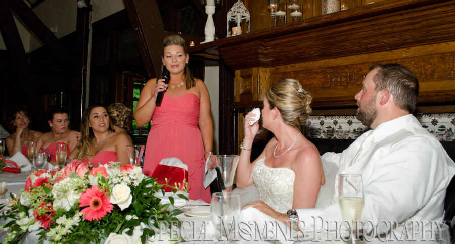 Indianwood Golf Country Club Lake Orion MI wedding photograph