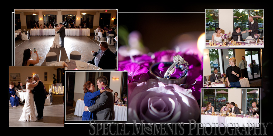 Washtenaw Golf Club wedding Ypsilanti MI photograph
