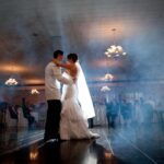 Macedonian Cultural Center Sterling Heights wedding photograph