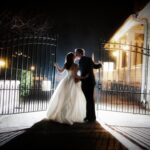 Wellers Carriage House Saline wedding photograph