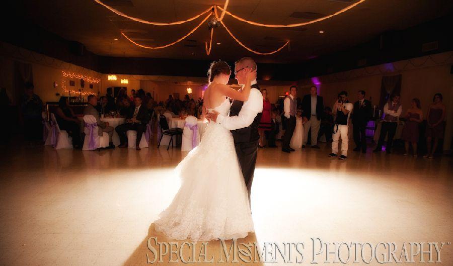 VFW Saint Clair Shores MI wedding photograph