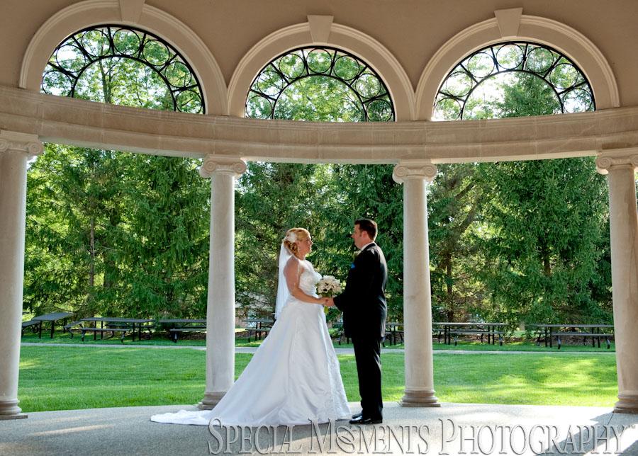 George George Memorial Park Clinton Twp. MI wedding