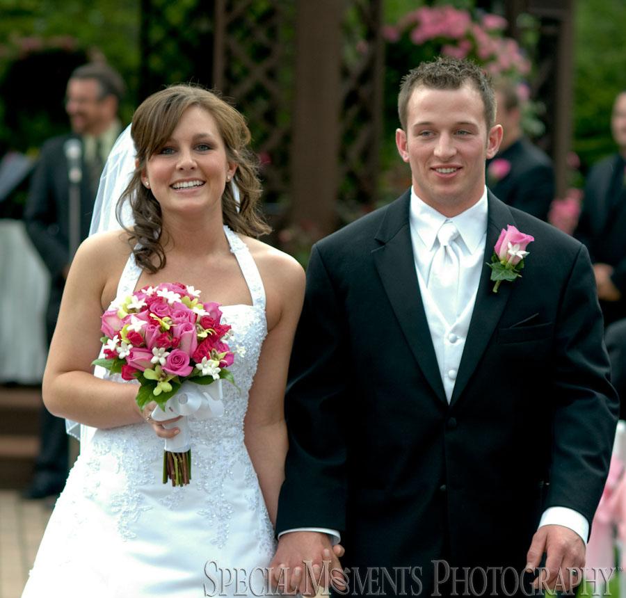 Dearborn Inn wedding photograph