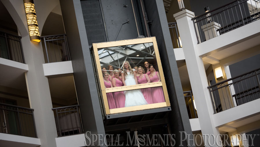 Blessed Sacrament Cathedral Detroit MI wedding photograph