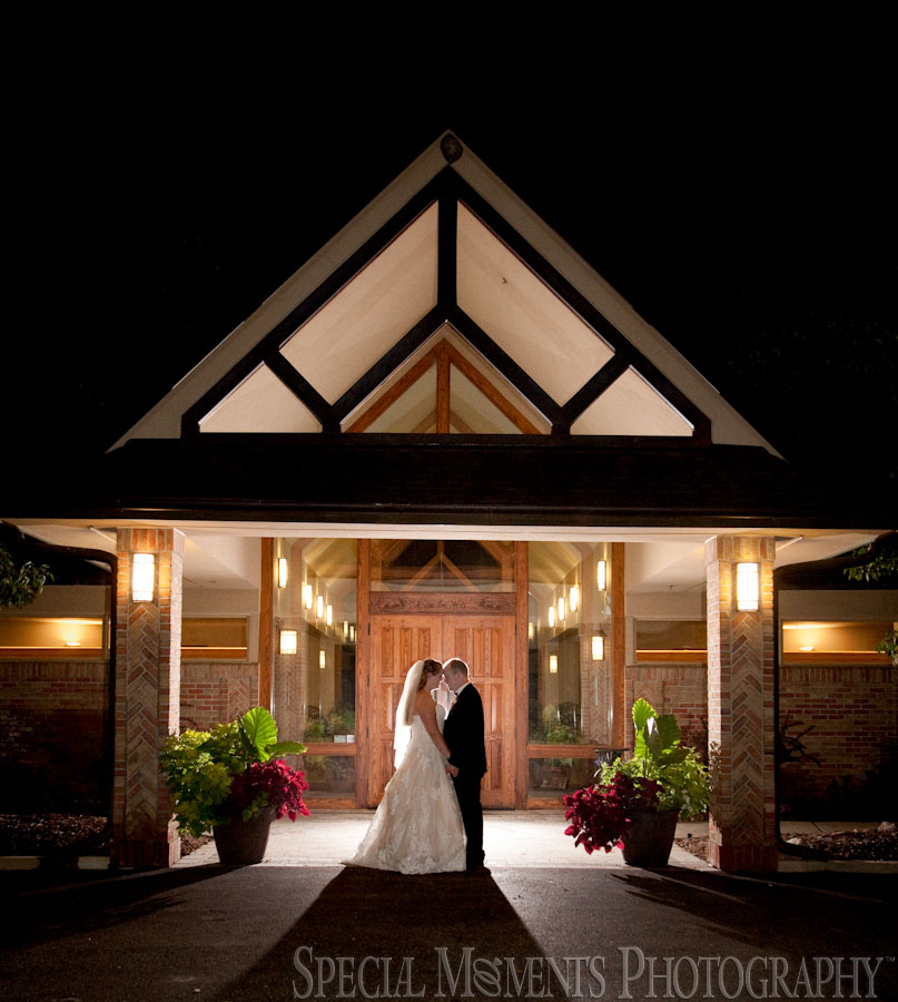 Oak Arbor Rochester MI wedding photograph