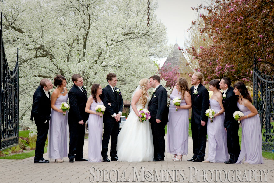 Indianwood Golf Country Club Lake Orion MI wedding photography