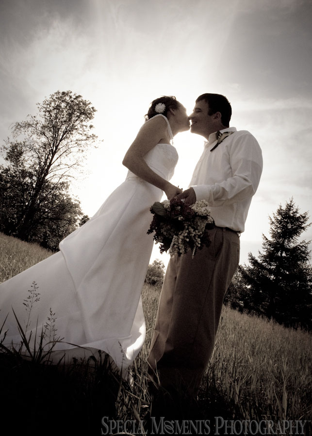 Plum Hollow Golf Club Southfield MI Wedding photograph