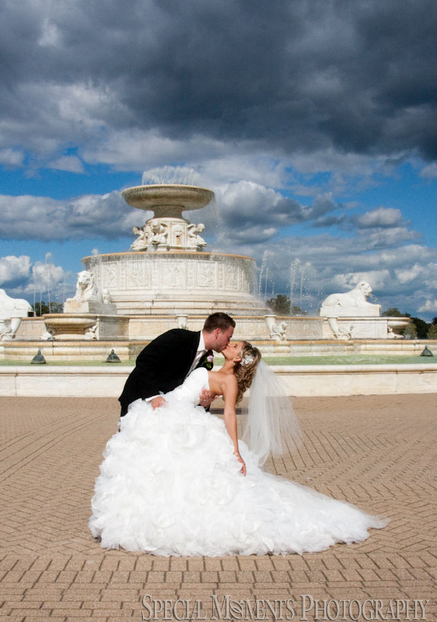 Belle Isle wedding photography