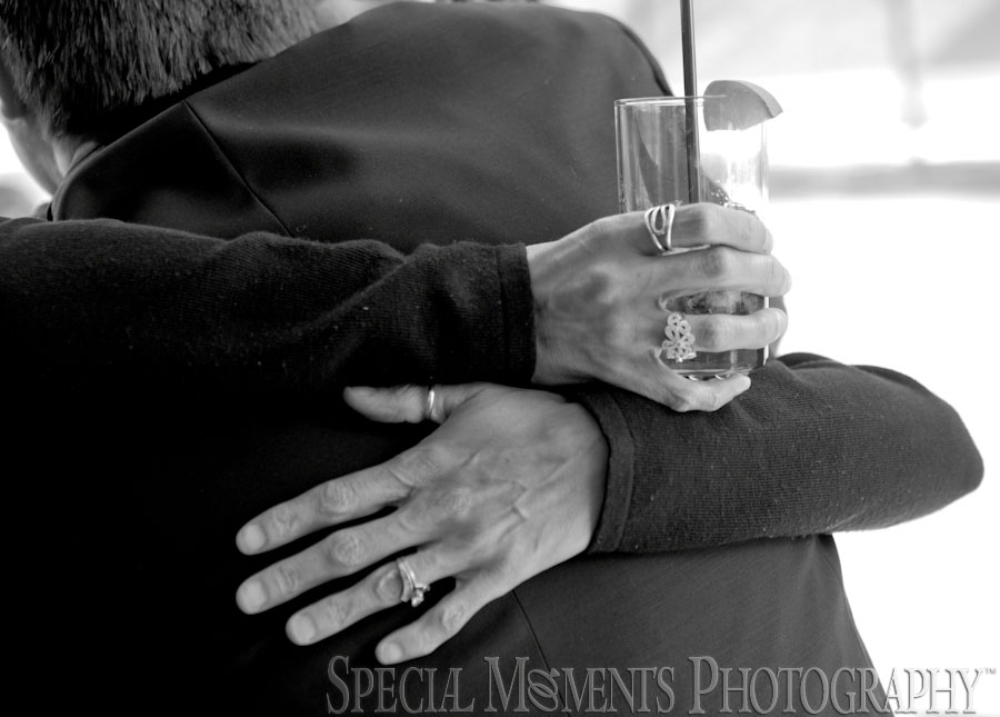 Pine Knob Carriage House Clarkston MI wedding photograph