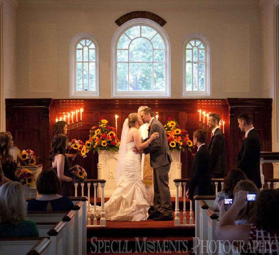 Wedding at Martha-Mary Chapel Greenfield Village Dearborn MI wedding photography