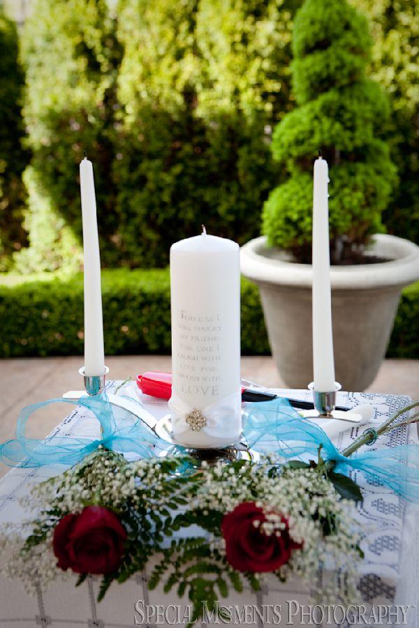 Crystal Gardens Howell MI wedding photograph