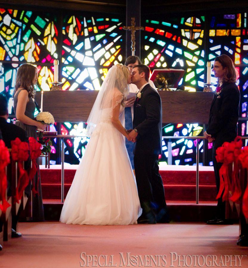 Holy Trinity - Livonia MI wedding photograph