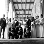 Michigan League Ann Arbor MI Wedding Photo