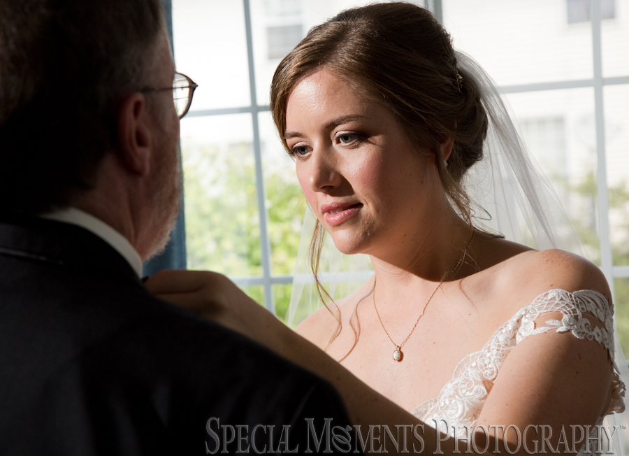 Home Getting Ready Detroit MI wedding photograph