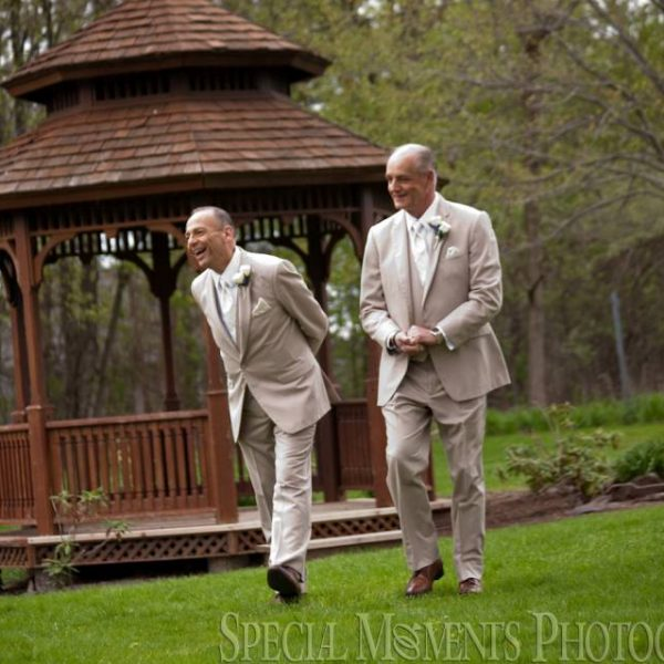 Andrew & Don's Kings Court Castle LGBTQ Wedding in Lake Orion MI