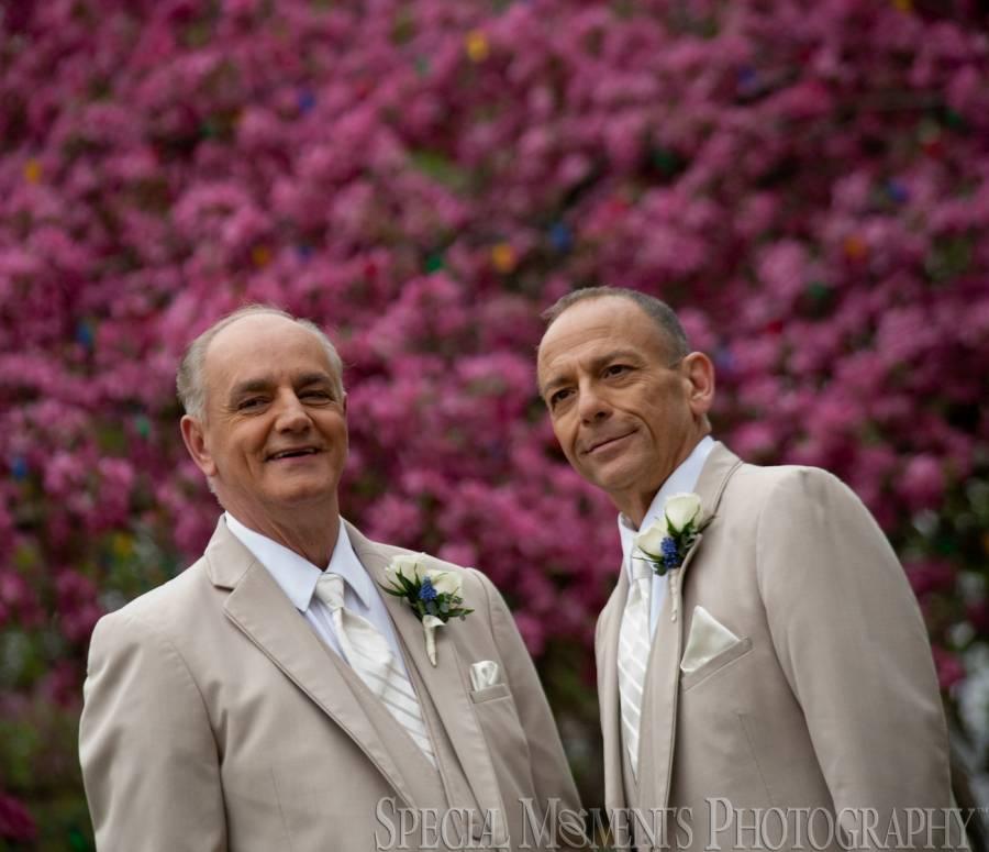 Kings Court Castle Lake Orion MI LGBTQ wedding photograph