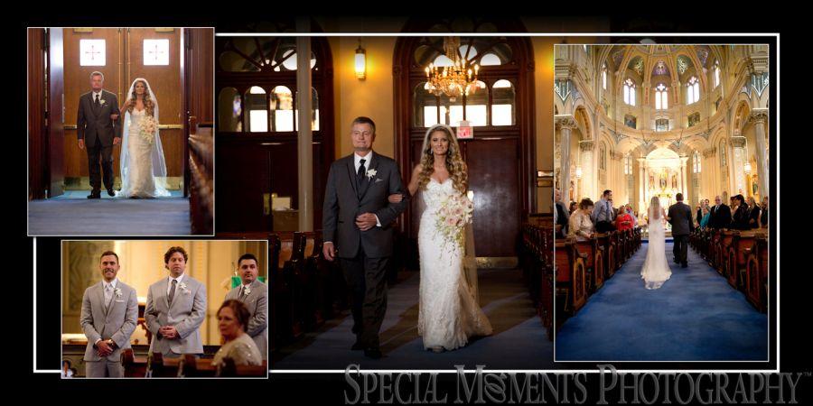 Waterview Loft Port Detroit MI wedding photography