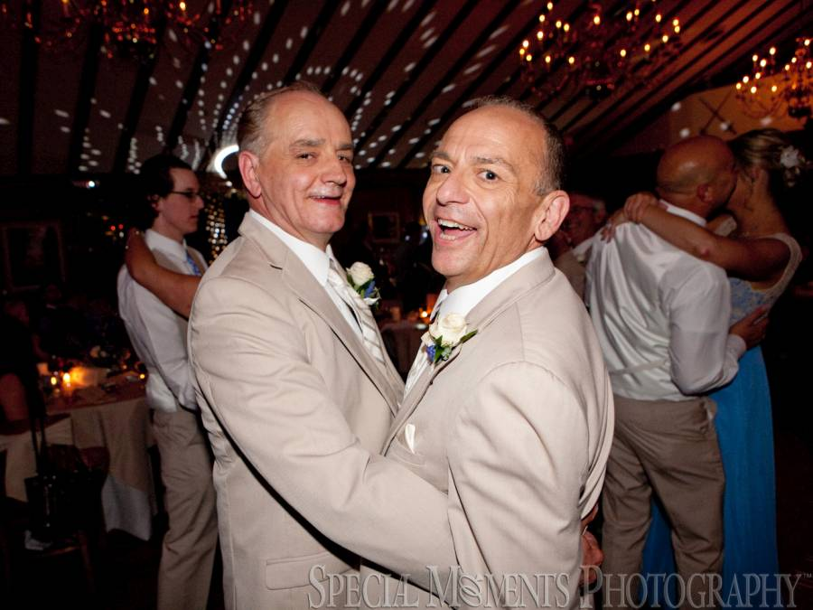 Kings Court Castle Lake Orion MI LGBTQ wedding photograph