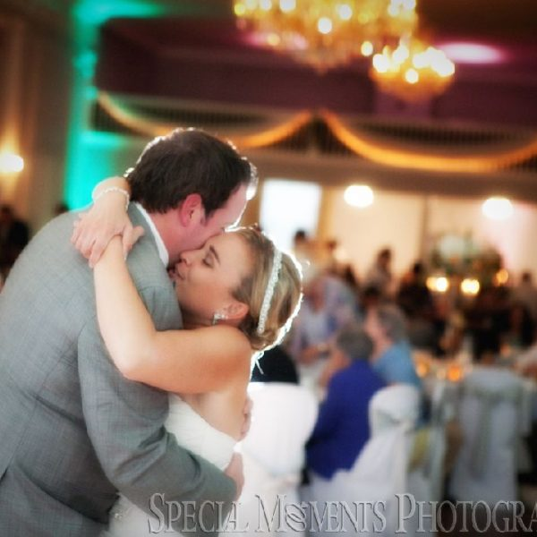 Rebecca & Casey's Plymouth MI Wedding: First United Methodist & Meeting House Grand Ballroom