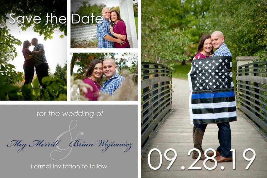 Quarton Park Birmingham MI wedding photograph