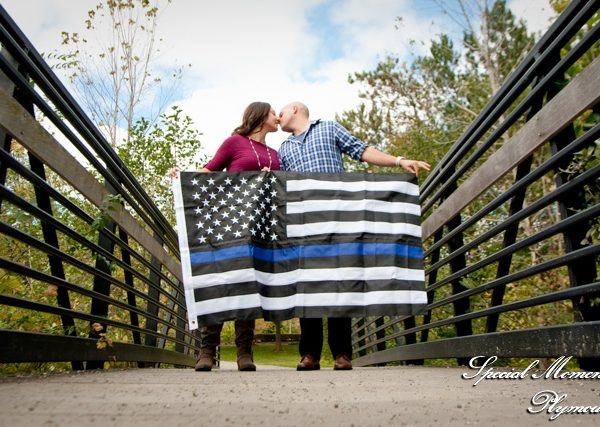 Meg & Brian's Quarton Lake Park Birmingham Engagement Photos