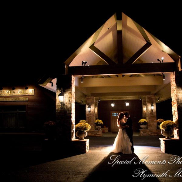 Sarah & Matthew's Iroquois Club Wedding Bloomfield Hills MI
