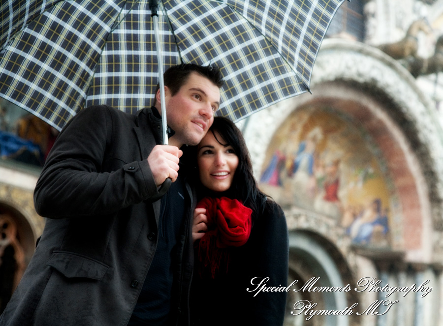 St. Mark Basilica Venice Italy wedding photograph