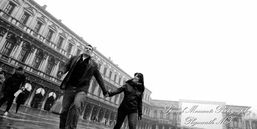 St. Mark Basilica Venice Italy wedding photograph